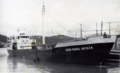Juan Maria Artaza - Foto suministrada por L. García-Pertierra Luiña