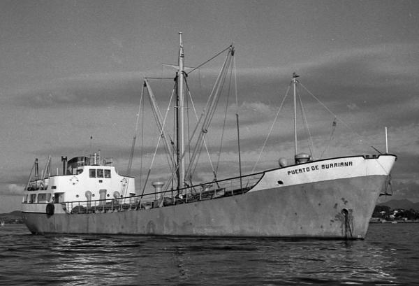 Transportes fruteros del mediterraneo - Puerto burriana ...